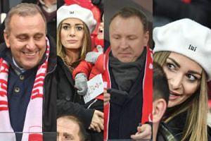Kurski, Schetyna i Jessica Ziółek w berecie kibicują Polsce na meczu z Koreą (ZDJĘCIA)