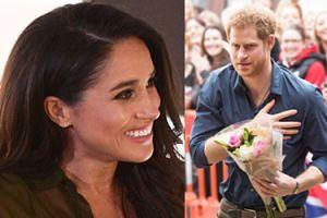 """Harry i Meghan są już PO ZARĘCZYNACH? """"Dał jej pierścionek wysadzany kamieniem z broszki księżnej Diany"""""""
