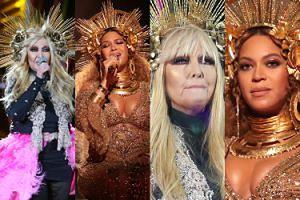 Maryla Rodowicz czy Beyonce? (ZDJĘCIA)