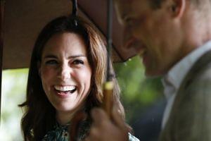 Z OSTATNIEJ CHWILI: Kate Middleton JEST W TRZECIEJ CIĄŻY!