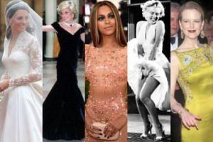 Od Marilyn Monroe do Beyonce: zobaczcie NAJDROŻSZE sukienki w historii! (ZDJĘCIA)