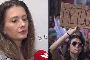 """Sokołowska o #metoo: """"Nie zaangażowałam się. Nie mam takich doświadczeń"""""""