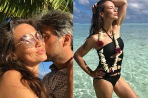 Szczęśliwa Kinga Rusin pozuje z partnerem na Instagramie (FOTO)