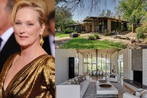 Meryl Streep kupiła dom za równowartość 13 milionów złotych! Wart swojej ceny? (ZDJĘCIA)