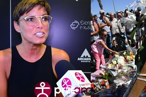 """Felicjańska o terroryzmie: """"Nie obawiałam się idąc alejką w Nicei. Nie boję się śmierci!"""""""
