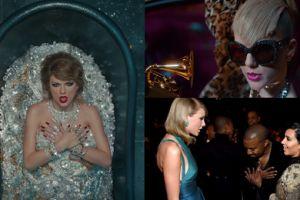 Taylor Swift w nowym teledysku WYŚMIAŁA NAPAŚĆ na Kim Kardashian?
