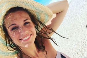 Julia Kamińska chwali się wakacjami