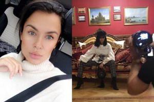 Natalia Siwiec chwali się płaskim brzuchem i pozuje w bieliźnie... (FOTO)