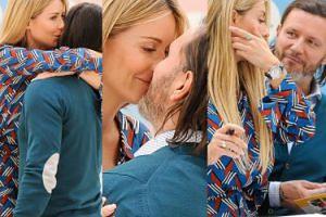 Zakochane Majdany przytulają się w hipermarkecie (ZDJĘCIA)