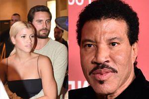 """Lionel Richie kłóci się z córką o Scotta Disicka! """"Nie zgodził się zjeść z nim kolacji w Dzień Ojca"""""""