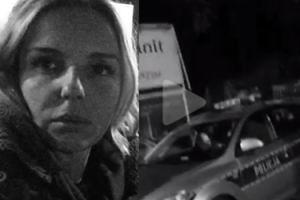 """Agnieszka Włodarczyk chwali się kontrolą: """"Kocham policję"""" (FOTO)"""