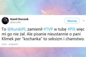 Durczok oskarża media o... seksizm i chamstwo!