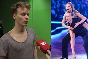 """Partner Gąsiewskiej o jej tańcu: """"Mam duże pokłady cierpliwości. Tutaj potrzeba"""". PRZEWIDZIAŁ, ŻE ODPADNĄ?"""