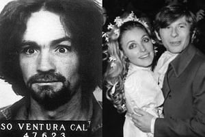 """46 lat temu Mansona i jego """"Rodzinę"""" skazano na śmierć. ZAMORDOWALI PIĘĆ OSÓB, w tym ciężarną żonę Polańskiego (ZDJĘCIA)"""