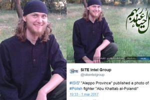 Polski dżihadysta ZGINĄŁ W SYRII! Szukał go Interpol