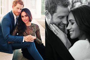Książę Harry i Meghan Markle opublikowali swoje portrety zaręczynowe! (ZDJĘCIA)