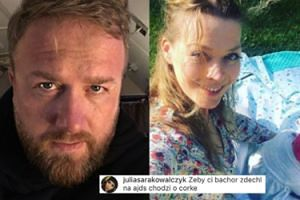"""Kasprzykowski też padł ofiarą internetowego hejtu: """"ŻEBY CI BACHOR ZDECHŁ NA AIDS"""""""