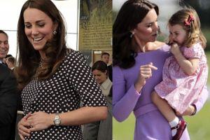 """Księżna Kate jest w TRZECIEJ CIĄŻY? """"Tylko czekają z Williamem, by poinformować Charlotte i Jerzego o rodzeństwie!"""""""