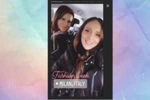Marina i Sara cementują przyjaźń w Mediolanie