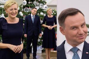 Szczęśliwa para prezydencka wspiera Szlachetną Paczkę (ZDJĘCIA)