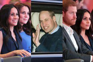 Książęce pary ulepszają świat na forum fundacji królewskiej (ZDJĘCIA)