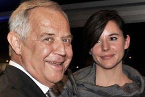 29-letnia Antonina Turnau JEST W CIĄŻY! 68-letni Kondrat jest wniebowzięty