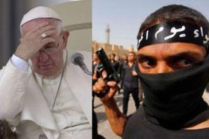 """ISIS GROZI ŚMIERCIĄ PAPIEŻOWI! """"Jesteś w Rzymie. My też będziemy"""""""