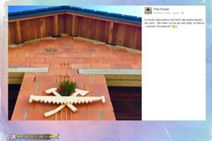 Filip Chajzer chwali się budową domu