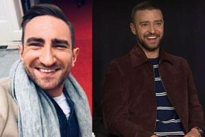 """Podniecony Jakóbiak przeprowadza wywiad z Timberlake'iem: """"To największy FORMAT GWIAZDY"""""""