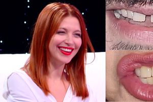"""Ada Fijał poznaje celebrytów... po uzębieniu. """"Przeciąg w zębach, przeciąg w głowie"""""""