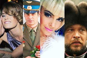 W Polsce idzie im słabo, W ROSJI SĄ GWIAZDAMI: Aktorzy i celebryci, którzy robią karierę na Wschodzie! (ZDJĘCIA)