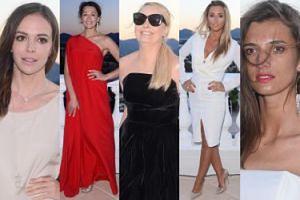Szostak, Jastrzębska, Popek i Wendzikowska też lansują się w Cannes... (ZDJĘCIA)