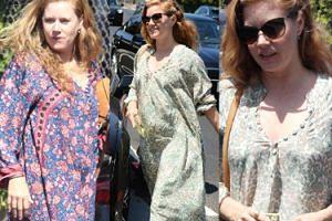 42-letnia Amy Adams jest W CIĄŻY? (ZDJĘCIA)