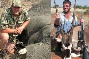 Tak wyglądają nielegalne polowania w Afryce...
