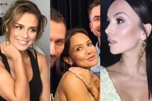 Gwiazdy przygotowują się na Bal TVN-u: Rusin, Urbańska, Lewandowska (ZDJĘCIA)
