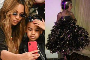 Beyonce zatrudniła dla 6-letniej Blue Ivy... osobnego stylistę!