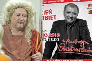Urząd Gminy w Wejherowie zaprasza na... Dzień Kobiet z Grabowskim!