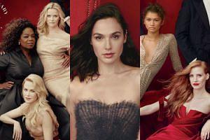 """Nicole Kidman, Gal Gadot i... trzy nogi Reese Witherspoon na """"hollywoodzkiej"""" okładce """"Vanity Fair"""" (FOTO)"""
