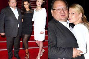 Kalisz z żoną na premierze sztuki Natalii Siwiec (ZDJĘCIA)
