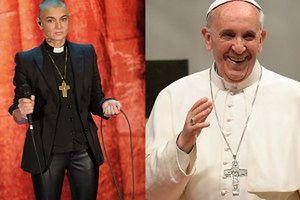 O'Connor NIE CHCE WYSTĄPIĆ z... papieżem Franciszkiem!