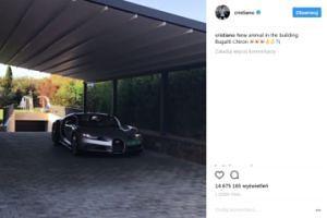 Cristiano chwali się nową zabawką za... 2,5 mln euro! (FOTO)
