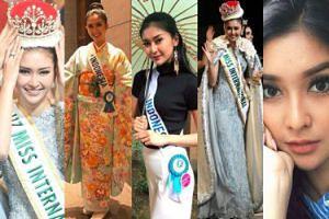21-latka z Indonezji została nową Miss International. Ładna? (ZDJĘCIA)