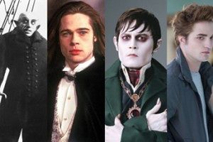 Aktorzy, którzy zagrali wampiry (ZDJĘCIA)