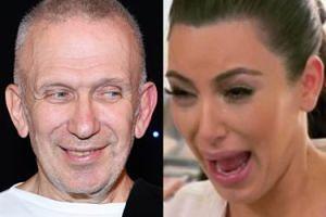 """Kim Kardashian ukradła pomysł na butelkę perfum? """"Wygląda jak butelka Jeana Paula Gaultiera"""""""