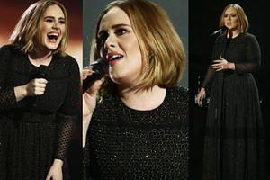 Adele obcięła włosy! (ZDJĘCIA)