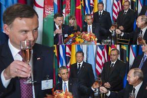 Obama, Putin i Duda przy jednym stole! (ZDJĘCIA)
