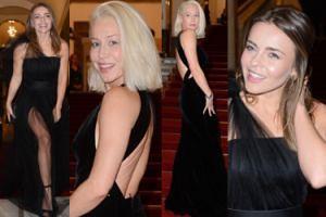 Herbuś i Warnke całe w czerni przyszły na balet do Opery Narodowej (ZDJĘCIA)