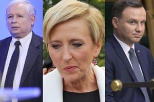 """Prezes PiS nie lubi Agaty Kornhauser-Dudy? """"Ona naprawdę NIE BOI SIĘ KACZYŃSKIEGO"""""""