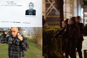 Znamy tożsamość zamachowca z Paryża! Był skazany za próbę zabójstwa dwóch policjantów...