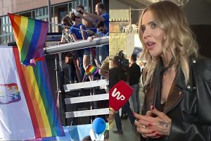 """Sablewska o Paradzie Równości: """"Boję się w Polsce tego typu wydarzeń"""""""